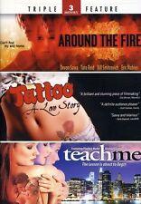 Around the Fire/Tattoo: A Love Story/Teach Me (DVD, 2011, 2-Disc Set)