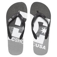 Infradito DC Shoes Sandals Spray Graffik Grey Black