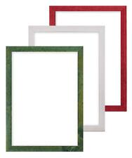 TELAIO IN LEGNO Confetti gamma 20 mm CORNICE FRAME CORNICE FOTO POSTER A4, A3