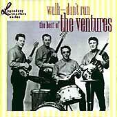 Walk Don't Run Best of Ventures CD 29 tx greatest hits surf guitar Hawaii Five 0