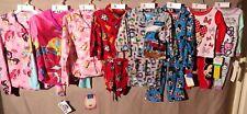 Kid's Cartoon Pajamas 2 Piece $6.87-$12.88 Sleepwear Character & Sizes Vary BNWT