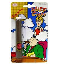 4 FUNNY PUFF CIGARS prank joke trick tobacco gag smoking play cigar fake prop