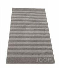JOOP! Premium Handtuch Duschtuch Stripes graphit Frottier Saunatuch Streifen