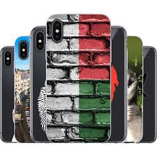 Dessana Madagascar TPU Silicone Protective Cover Phone Case Cover For Apple