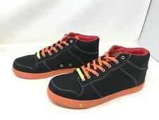 Mens Vlado (IG-1060-701) Spectro-Mid Black/Orange Shoes (R26)