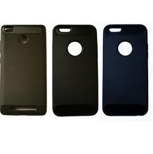 "^ Tasche Back Case Hülle TPU Etui Flip Cover CARBON LUX für  Apple iPhone 7 4,7"""