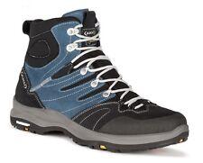 AKU Montera GTX, Trekkingschuhe, Wanderschuhe, blau