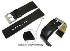 Genuine Leather Watch Strap / Band Replacement for Diesel DZ4140, DZ1116, DZ4138