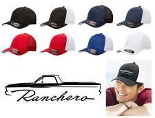 1966 1967 Ford Ranchero Truck Color Outline Design Hat Cap