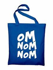 Om Nom nom Fun hechizo jutebeutel sustancia bolsa krümmelmonster Cookie Monster