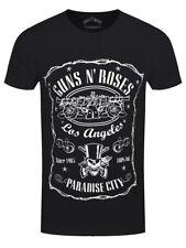 Guns N Roses Paradise City Homme T-Shirt Noir