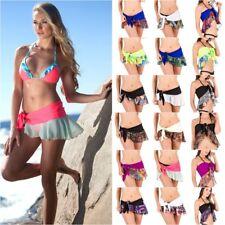 COQUETA Sexy Pareo Wrap Sarong Cover Up Ladies new Chiffon Beach Bikini Swimwear