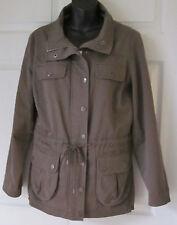 FDJ French Dressing Wms Khaki Jacket S/M