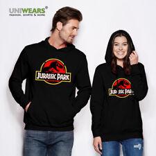 Jurassic Park Hoodie Man WomanDamen Herren Hooded Sweatshirt