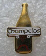 Pin's Bouteille de Champagne  CHAMPCLOS #C3