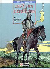 Ed. GLENAT    EO LES 7 VIES DE L'EPERVIER  N° 3