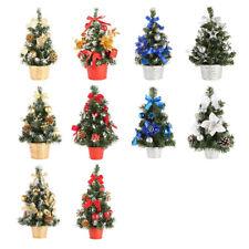 20 30 40CM Christmas Tree Decor Desk Table Festival Party Ornament Xmas Gifts UK