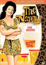 The Nanny - The Complete Second Season by Fran Drescher, Daniel Davis, Nicholle