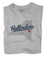 Rotterdam New York NY T-Shirt MAP