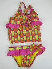 2 Chillies Baby Girls 2 Piece Lapina Tankini Bikini Swimwear Swimmers 1 2 3 5 6