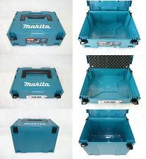 Makita MAKPAC 1 2 Transportkoffer Case Koffer OHNE Einlage Werkzeugkoffer LEER