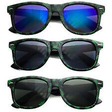 Marijuana Sunglasses Weed Pot Hemp Leaf Retro Cannabis Unisex Kush Glasses
