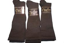 3 pr Men's Anti-Fatigue Compression Socks.Black….Sz 10-13