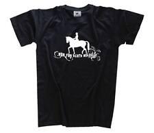 pour véritable Filles - Equitation de dressage Équitation chevaux T-Shirt S-XXXL