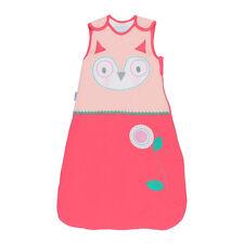 Saco de dormir Grobag baby sleeping bag 1.0 o 2.5 Tog-What a Hoot (0-6,6-18 o 18-36 meses)
