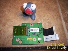 DELL G938P STUDIO 1557 1558 SD MEDIA CARD READER BOARDS W/CABLES CN-0G938P
