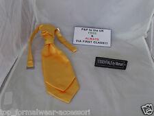 Shiny Neon Oro Ragazzi Elastico Increspato Tie cravat-the più U acquistare & gtthe più £ U Salva