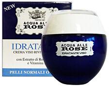 NEUTRO ROBERTS Crème Hydratante Peaux Acqua Rose Normali50 Ml. Masques Et Crèmes