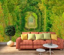 3D Green channel 456 Wall Murals Wallpaper Decal Decor Home Kids Nursery Mural