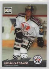 2000-01 OFS Plus ELH Czech Extraliga #129 Tomas Plekanec HC Kladno Hockey Card