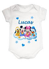 Body bébé baby mignon personnalisé avec prénom réf 16