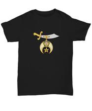 Masonic shirt - Shriners Mystic Shrine PHA brotherhood symbol - Freemasonry tee