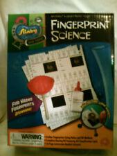 "Educational  Slinky Experiment "" Fingerprint Science """