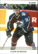 2002-03 BAP Memorabilia Hockey Cards Pick From List