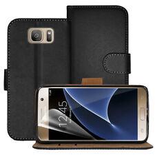 Samsung Galaxy Funda para Móvil Flip Libro Plegable Estuche Protector Wallet