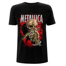 Official Metallica - Fixxxer Redux - Men's Black T-Shirt