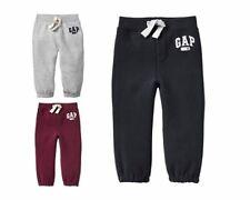NWT Baby GAP Boys Arch Logo Sweatpant Activewear Bottom Pants NEW U PICK colors