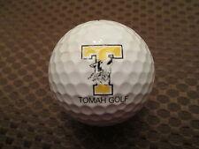 LOGO GOLF BALL-TOMAH TIMBERWOLVES HIGH SCHOOL GOLF......