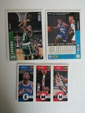 Upper Deck 1996 ~ N.B.A Basketball Trade Card Variants (e22)