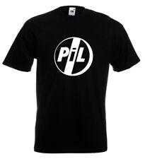 Public Image Limited T Shirt PIL John Lydon Sex Pistols Punk