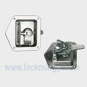 RV/Camper T- HANDLE Folding Lock- STAINLESS STEEL