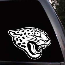 Jacksonville Jaguars Car Window Truck Laptop Vinyl Decal Sticker