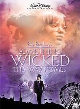 Something Wicked This Way Comes, New DVD, Jake Dengel, Richard Davalos, Mary Gra