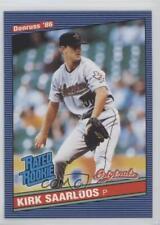 2002 Donruss Originals #241 Kirk Saarloos Houston Astros RC Rookie Baseball Card