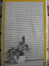 TENDA DA SOLE ALLA VENEZIANA IN PVC 75X150 BIANCA