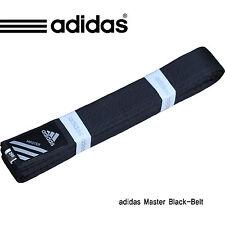 Adidas Champion Black-Belt/Karatedo/Taekwondo,Judo Black Belt(Width 5cm)